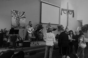 HCC Three Squirrel Band and Worship Team
